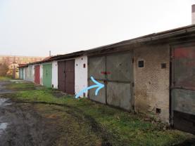 Prodej, garáž, 25 m2, Varnsdorf