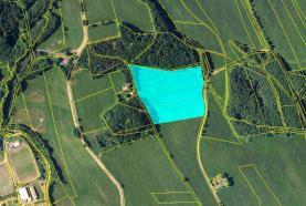Prodej, louka 129611 m2, Libouchec