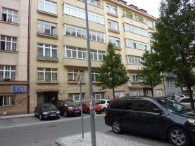 Pronájem, byt 2+kk, 64 m2, Praha 6 - Bubeneč
