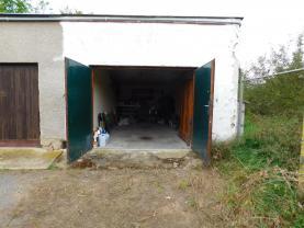 Prodej, garáž, 27 m2, OV, Praha 6 - Lysolaje