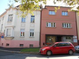 Pronájem, obchodních prostor, 40 m2, Opava - Vaškovo náměstí
