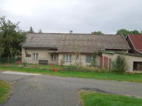 Prodej, rodinný dům, Střížov u Chotěboře