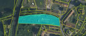 Prodej, stavební pozemek, 2866 m2, Švihov, okr. Klatovy