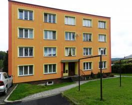 Prodej, byt 1+1, 41 m2, Nová Role, ul. Pod Nádražím