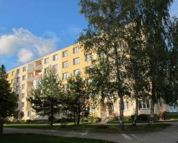 Prodej, byt 2+1, 50 m2, Plzeň - Bory