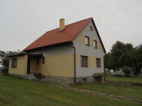 Prodej, rodinný dům 5+1, 2166 m2, Častrov - Metánov