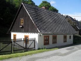 Prodej, chata 3+1, 177 m2, Zlatė Hory - Horní Údolí