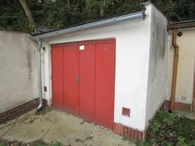 Prodej, garáž, 27 m2, Cheb