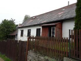 Prodej, rodinný dům 3+1, Markvarec