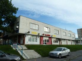 Pronájem, kancelář, 34 m2, Ostrava - Zábřeh, ul. Zimmlerova