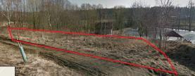 Prodej, pozemek, 713 m2, Načeradec - Dolní Lhota