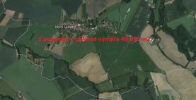 Prodej, pole, 46023 m2, Horní Újezd