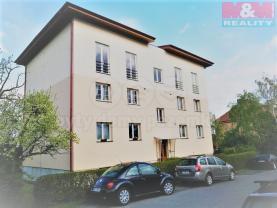 Prodej, byt 3+kk, 77 m2, zahrada, Praha, Jinočany
