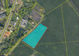 Prodej, pozemek, 4000 m2, Chudenín
