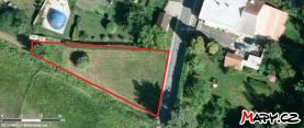 Prodej, stavební pozemek, 884 m2, Přelovice