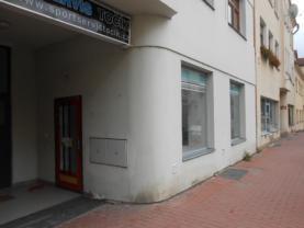 Pronájem, nebytové prostory, 78,69 m2, Pelhřimov