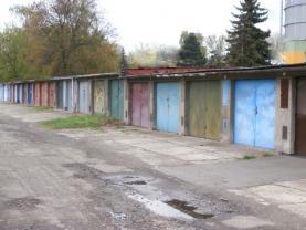 Prodej, garáž, 20 m2, Ostrava - Mariánské Hory