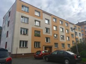 Prodej, byt 1+kk, DV, 20 m2, Rokycany, ul. J. Knihy