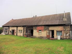 Prodej, zemědělský objekt, Rešov