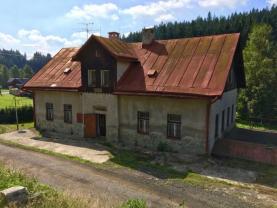 Prodej, penzion, 2793 m2, Lučany nad Nisou