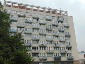 Prodej, byt 1+1, 39 m2, Zlín, ul. Díly IV