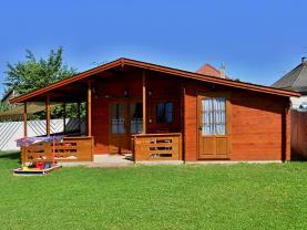 Prodej, chaty, 17 m2 +564 m2, Měčín, okr. Klatovy