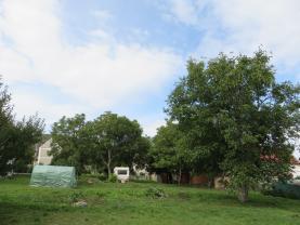 Prodej, stavební pozemek, 3413 m2, Vilémov - Blov