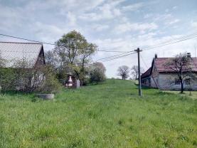 Prodej, pozemek, Doubravice