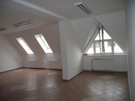 Pronájem, obchodní prostory, 62 m2, Bystřice pod Hostýnem