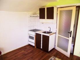 Pronájem, byt, 1+kk, 22 m2, Nový Bor