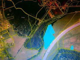 Prodej, orná půda, 33979 m2, Ústí nad Labem-Dělouš