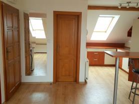 Pronájem, byt 1+kk, 40 m2, Ostrava - Mariánské Hroy