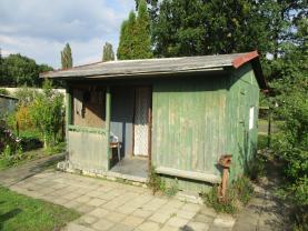 Prodej, zahrada 500 m2, Terezín
