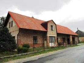 Prodej, rodínný dům, 348 m2, Ledce