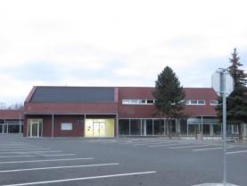 Pronájem, obchodní prostory, 1260 m2, Jesenice