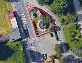 Prodej, pozemek , 441 m2, Ostrava - Radvanice, stánek, 45m2