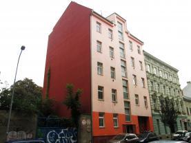 Prodej, byt 2+1, 75 m2, Brno - Trnitá