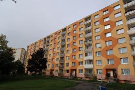 Prodej, byt 1+1, DV, 36 m2, Chomutov, ul. Jirkovská