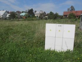 Prodej, stavební pozemek 1095 m2, Janovice