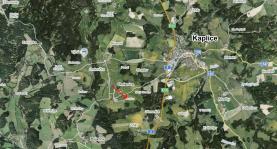 mapy (Prodej, pozemek, 131784 m2, Omlenice), foto 3/4