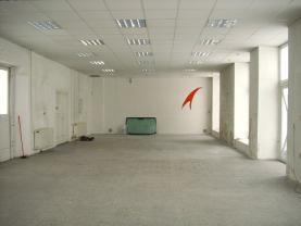 Pronájem, obchod, 122 m2, Svitavy