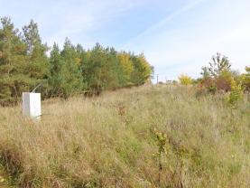 Prodej, stavební pozemek, 822 m2, Lešany, Břežany