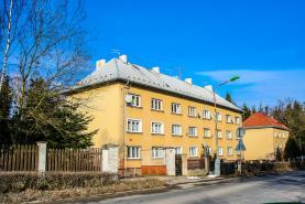 Prodej, byt 2+1+garáž, 61 m2, Horní Bříza