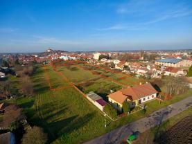 Prodej, stavební pozemek, 14224 m2, Sadská