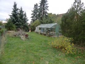 Prodej, zahrada, 354 m2, OV, Lom, ul. Husova