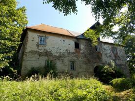 Prodej, tvrz, 40686 m2, Strážov - Opálka
