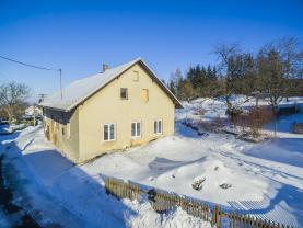 Prodej, rodinný dům 3+1, 491 m2, Holetín