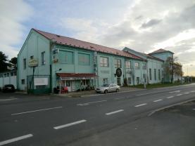 Pronájem, obchod a služby, 420 m2, Chomutov, ul. Lipská