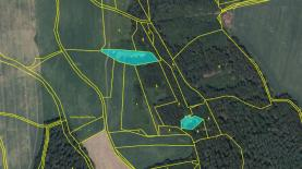 Prodej, vodní plocha, 3354 m2, Hospříz - Hrutkov