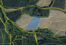 Prodej, pole, 5830 m², Benešov